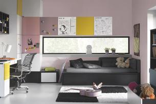 Maksymalna wygoda użytkowania na minimalnej przestrzeni czyli wykorzystanie sof młodzieżowych